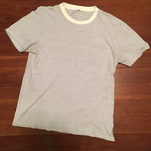 UO Striped Pocket Tee